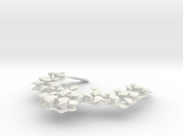 Collana Ciottoli 3d printed