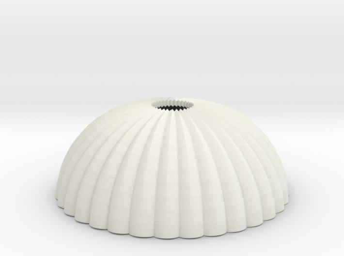 1/200 scale army parachute para Fallschirm 3d printed
