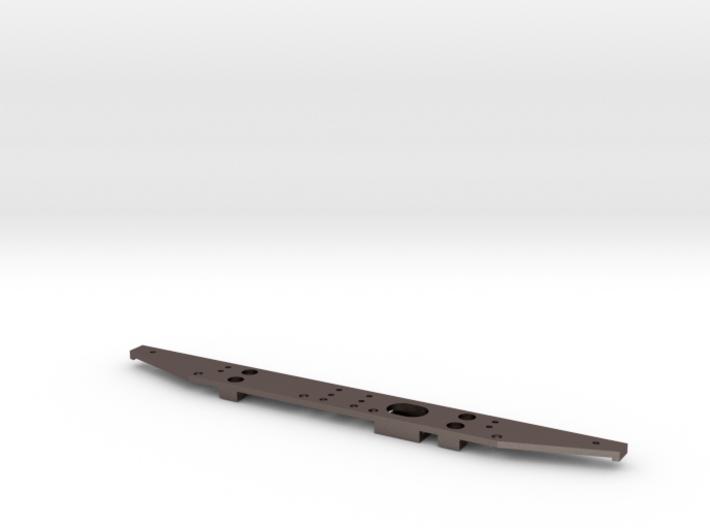 Defender Rear Bumper - Simple 3d printed