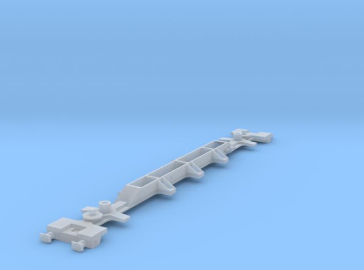 FEA-E/S Wagon N Gauge 1:148 3d printed