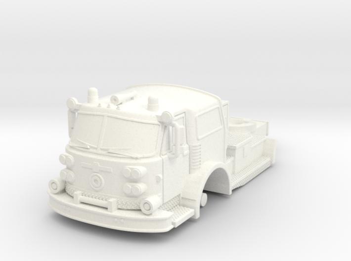 1/64 ALF TDA Tractor 3d printed