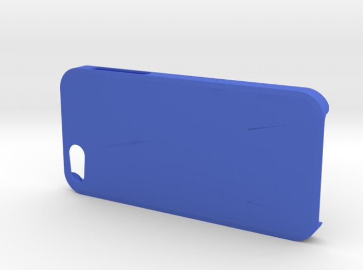 PS.23 Case - Plain ( iPhone 5, 5S & SE ) 3d printed