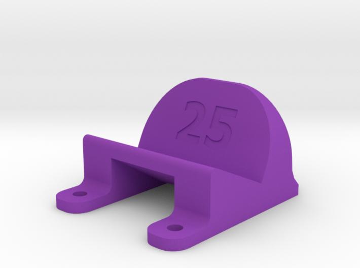 ImpulseRC Alien 5 - 25° Action Cam Mount 3d printed