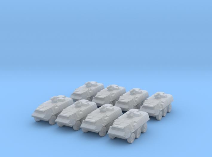 1:600 TPz Fuchs 1A8 (8) 3d printed