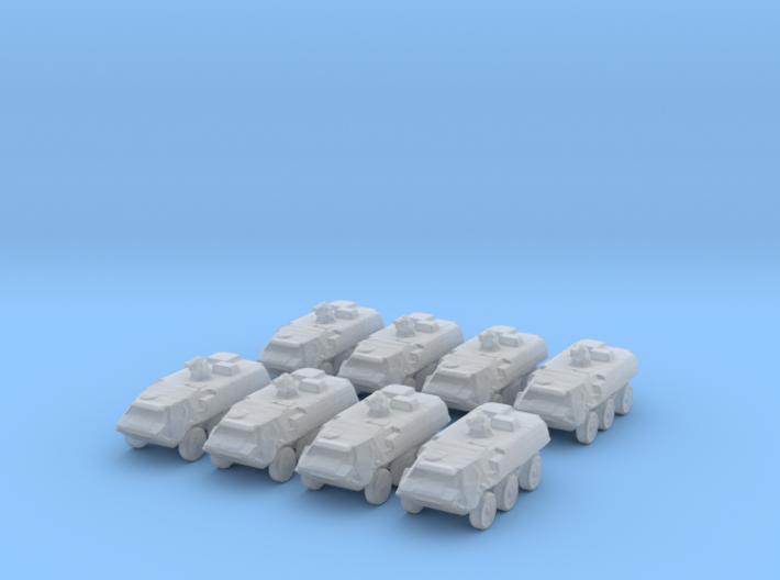 1:700 TPz Fuchs 1A8 (8) 3d printed