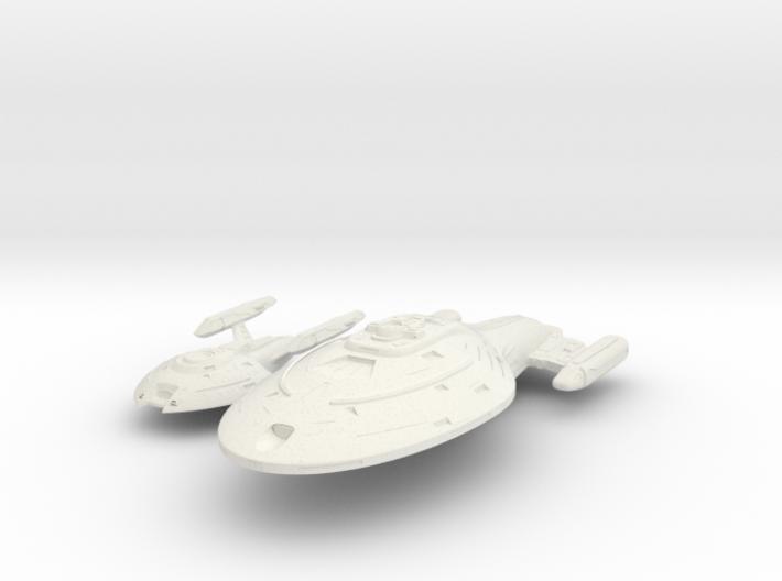 Nova And Voyager 3d printed