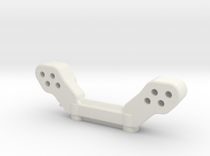 B5M 4 hole rear ballstud mount 3d printed