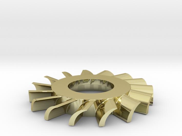 Turbine Pin 3d printed