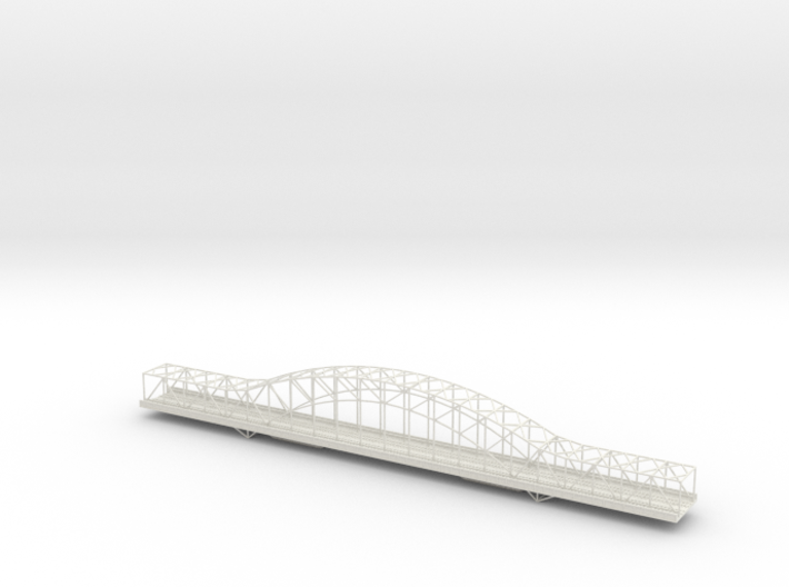 German Remagen / Ludendorff Railway-Bridge 1/285  3d printed