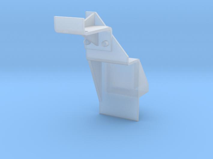 MR 6161 HiCube MTH Cut Bracket 3d printed