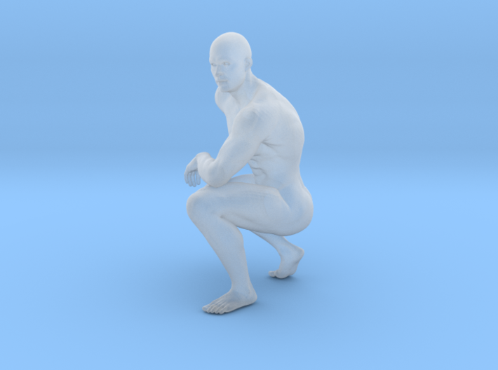 Strong Man scale 1/24  2016009 3d printed