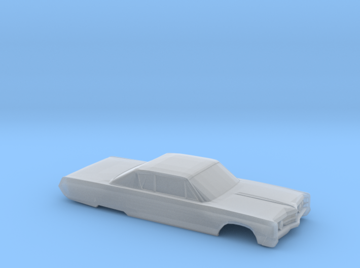 67 Chrysler 300 Coupe 1/87 3d printed