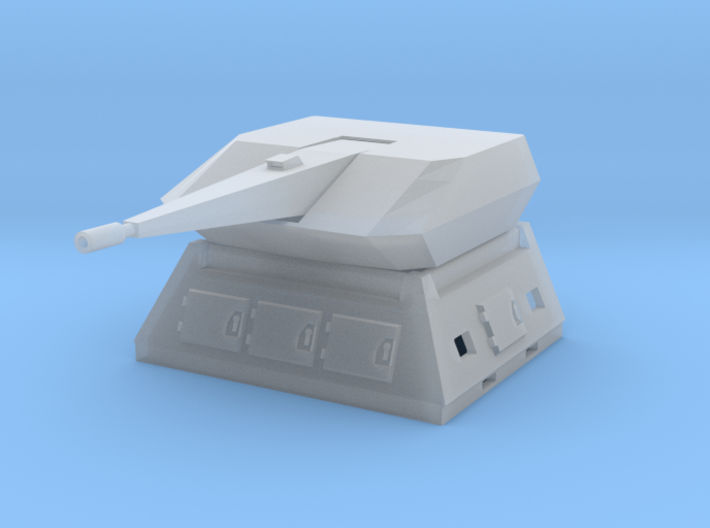 1:96 scale 35mm Mk M-04 Weapon System 3d printed