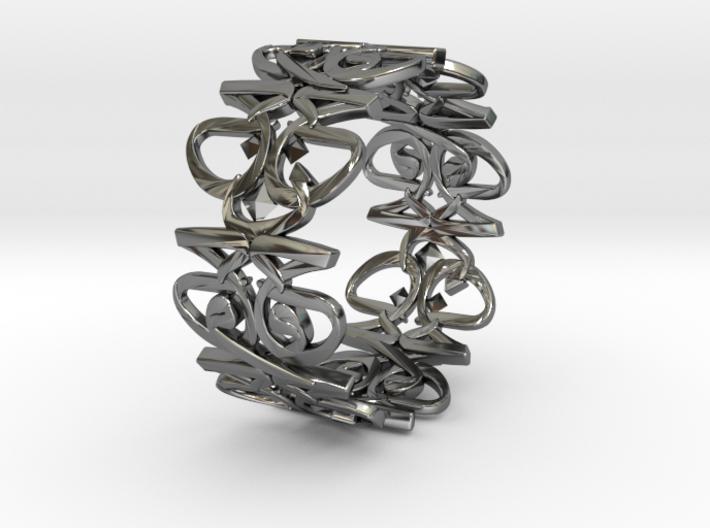 HAWJAN RING 3d printed