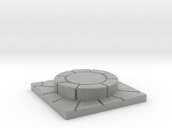 SOL Altar 3d printed