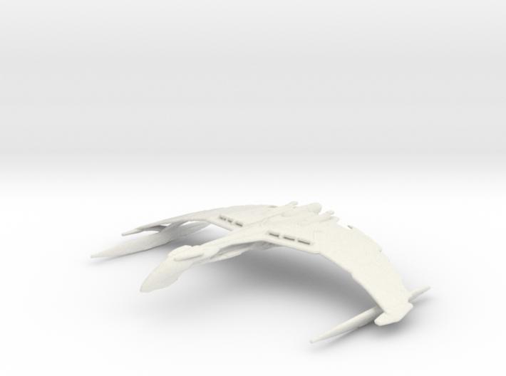 Valdore Type Warbird 3d printed