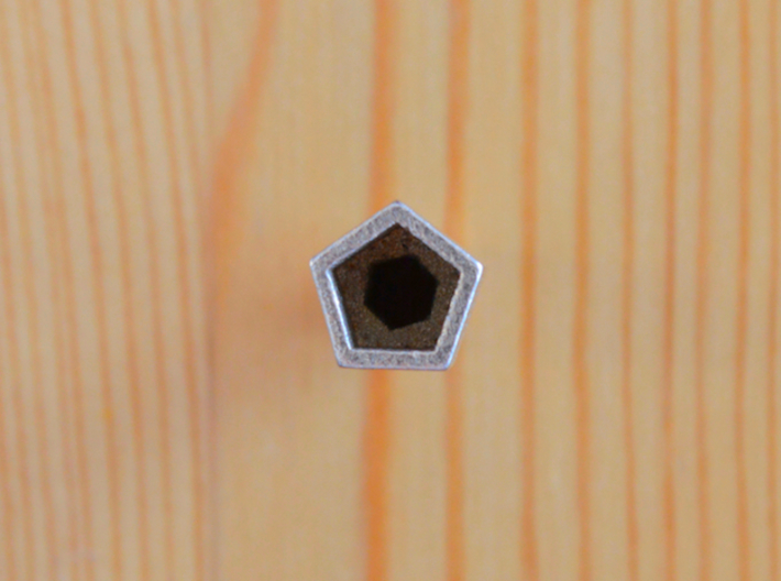 Coffee Grinder Bit For Drill Driver CDP-LRE 3d printed Top