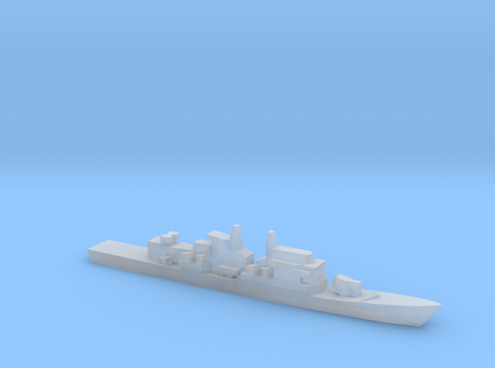 Lupo-class FFG, 1/3000 3d printed