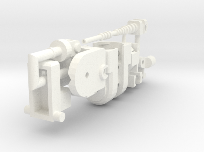 PCC Tank to Colossus Tank Limb conversion set 3d printed