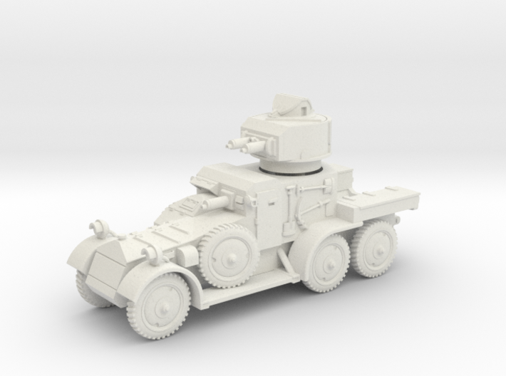 Lanchester MkII (15mm) 3d printed