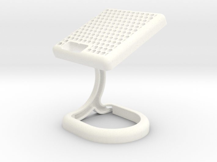 Sony Smartwatch 3 Charging Stand D Shape 3d printed