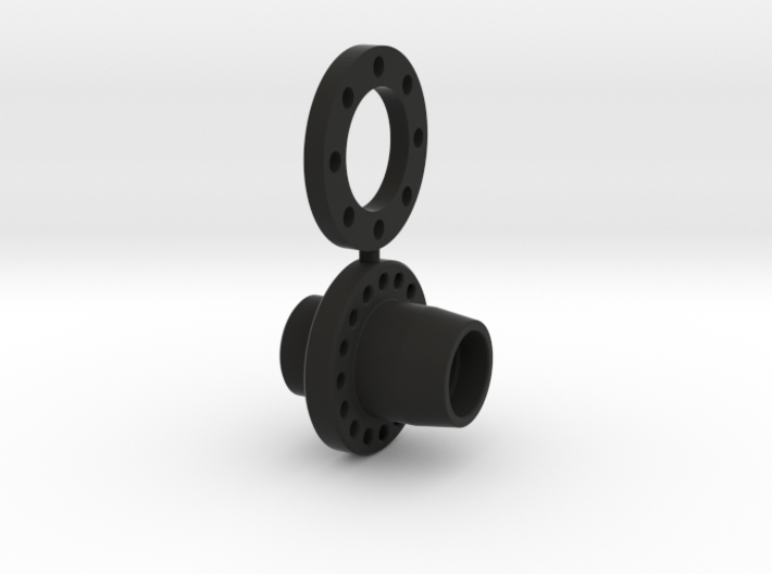 M3R16 Lightweight Hub Inc. Roadies Offset Spacer 3d printed