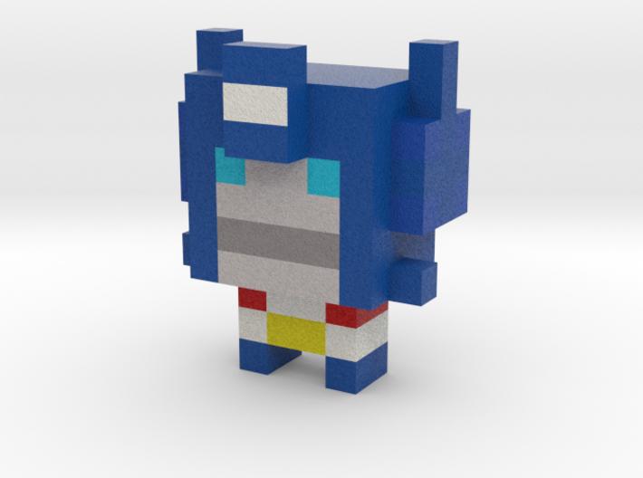 Turbous Prime 3d printed