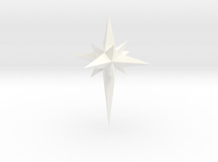 Stjerne 3d printed