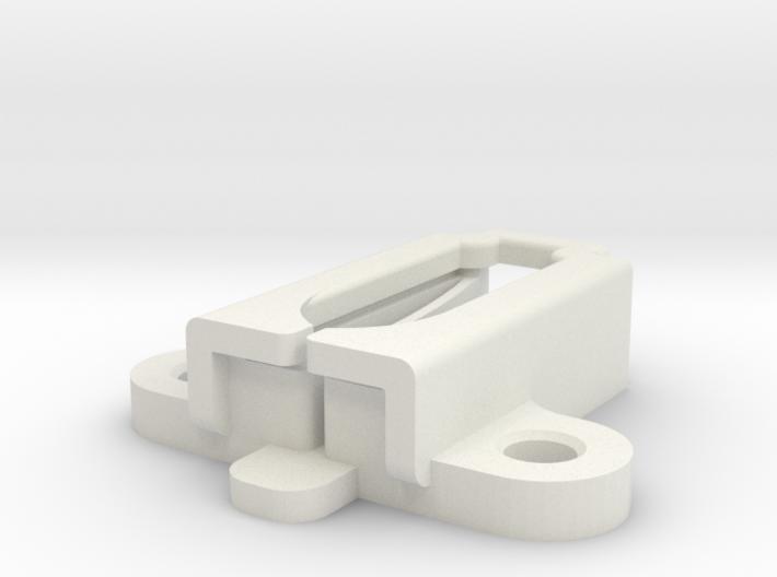 Plastic Bottle String Cutter - Plastic 3d printed