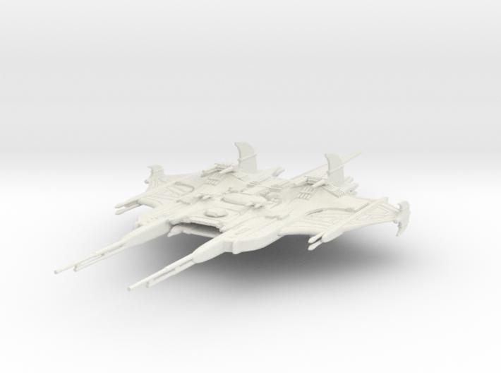 CR Battlecruiser 3d printed