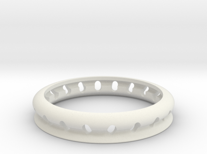 Large Can Ring 3d printed