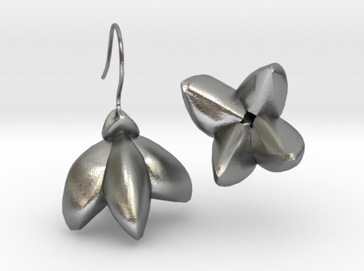 Yagoda Earrings By Inna 3d printed