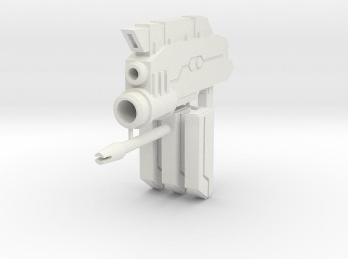 1/100 Beam SMG 3d printed