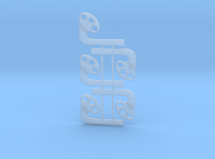 S Scale GM&O TO Semaphore 3d printed