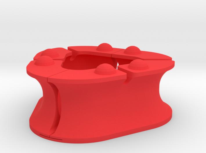 Earbud Holder 3d printed