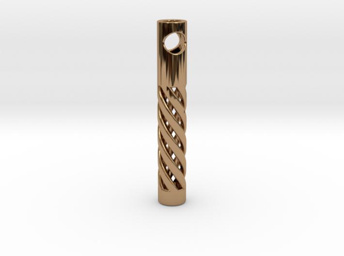 Tritium Spiral 3d printed