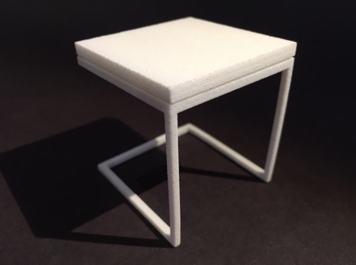 End Table 1-12 3d printed