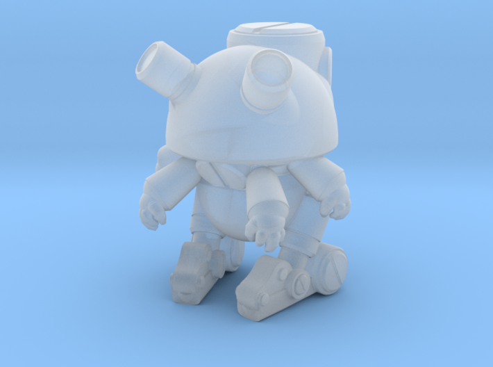 March 24 Robot 3d printed