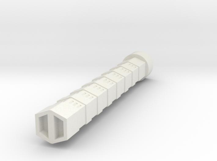 15mm Plasma Cannon 3d printed