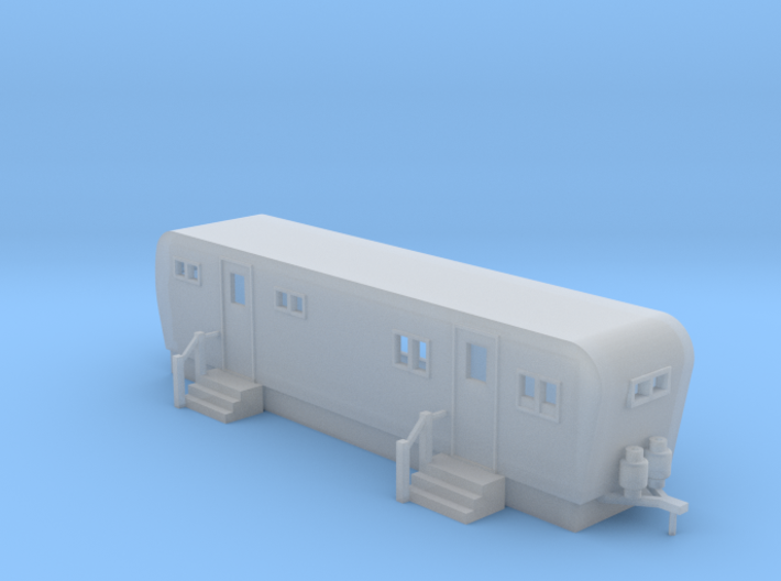 Trailer 30ft - N 160:1 Scale 3d printed