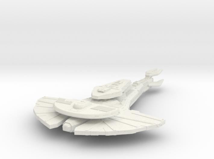 KingGalor Class BattleCruiser 3d printed