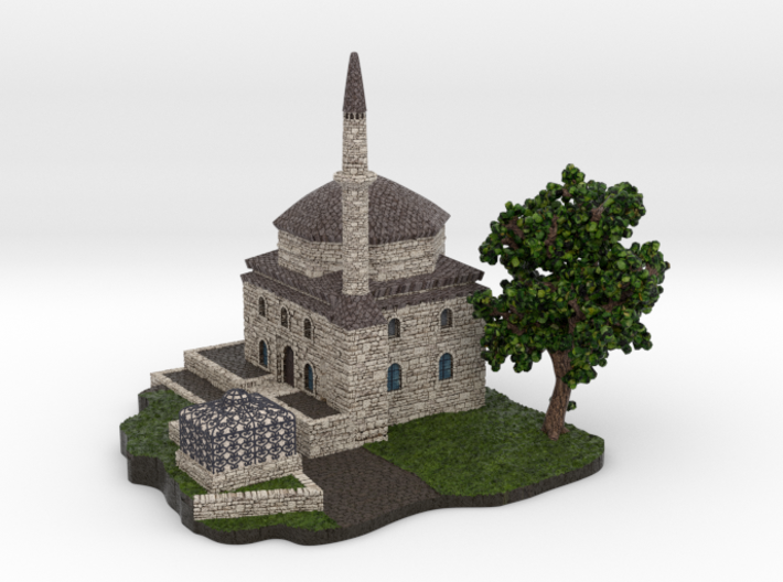 Castle Of Ioannina 3d printed