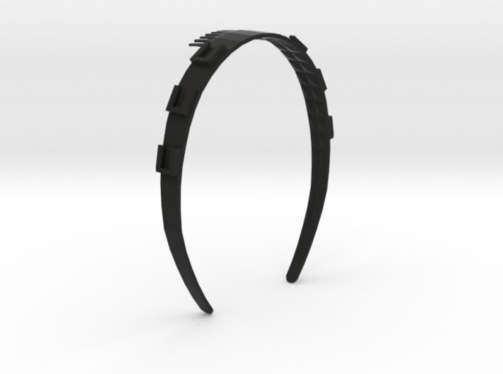 Headband For Horns 1 3d printed