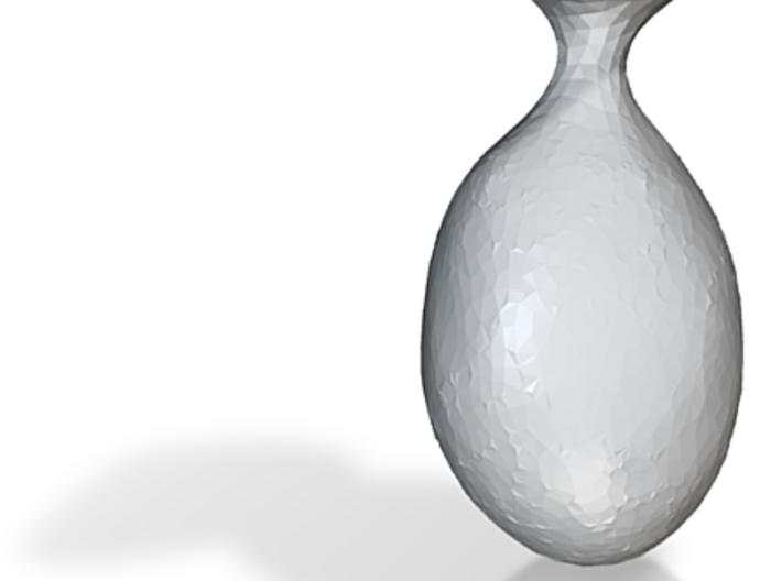 basic shape for bird 3d printed