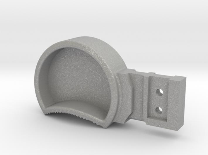 H&K Solid Large (GHK G5 Charging Handle) 3d printed