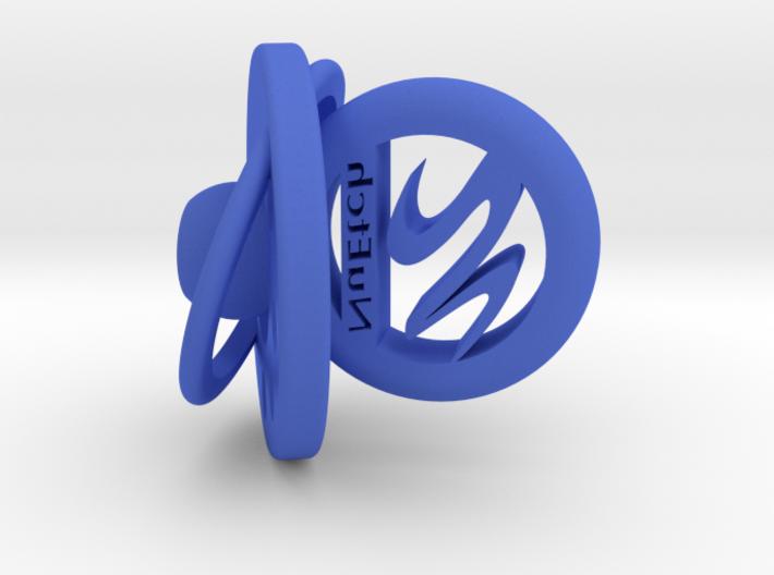 NuEtch Desktop Logo 3d printed