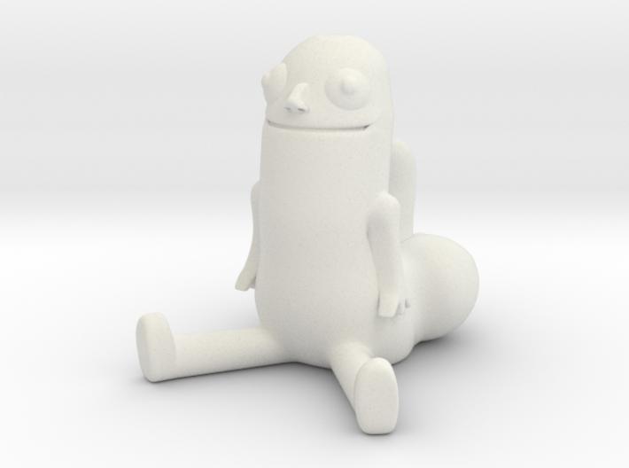 Dickbutt 3d printed