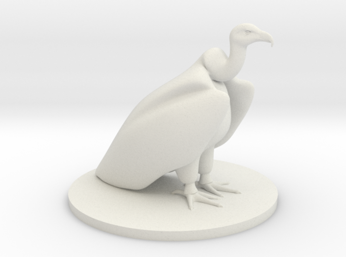 Giant Vulture 3d printed
