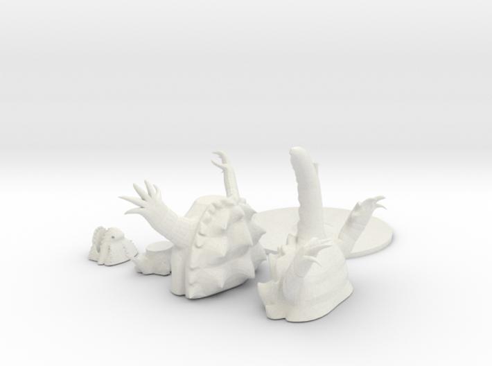 Dragon Turtle 3d printed