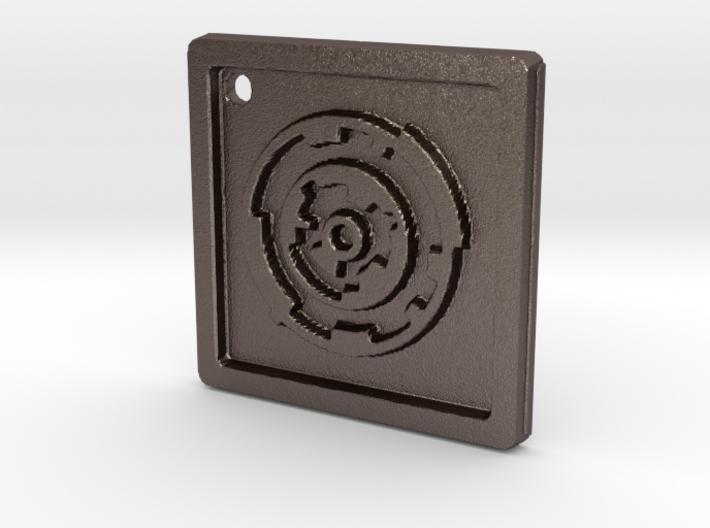 Revision Key Fob 3d printed